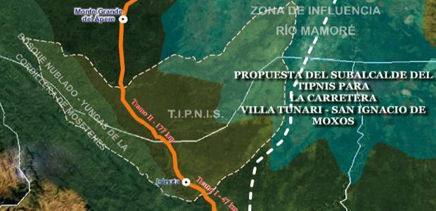 Piden movilizarse contra declaratoria del Tipnis