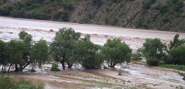 Municipio Poroma: Más de 50 familias perdieron producción agrícola por riada y viviendas inundadas