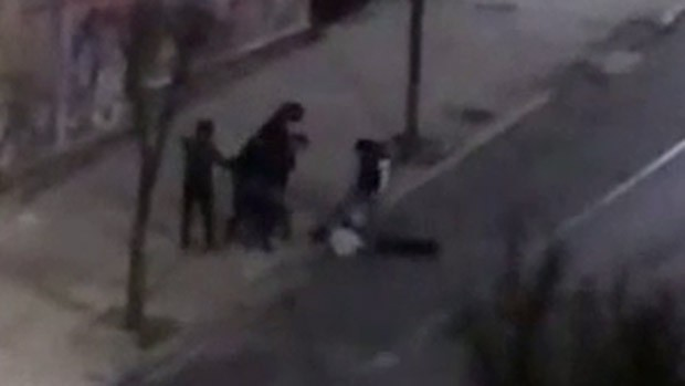 Aprehenden a ocho implicados de matar a joven — La Paz