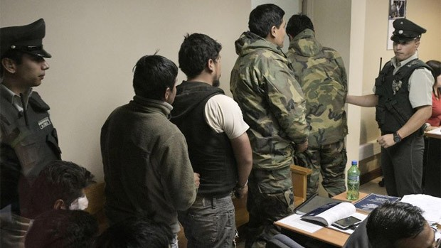 Gobierno prevé dinamitar pasos ilegales de Chile