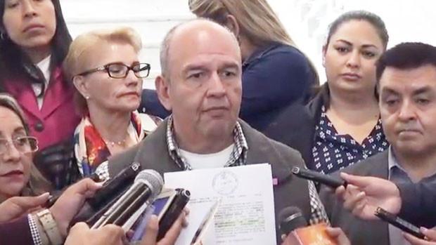 Murillo presenta otra denuncia contra la ministra Gísela López