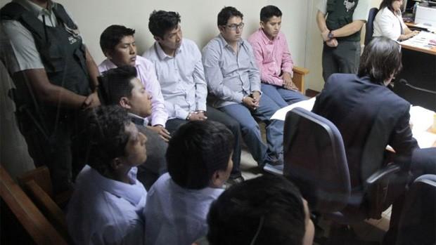 Bolivianos detenidos en Chile no se declararán culpables