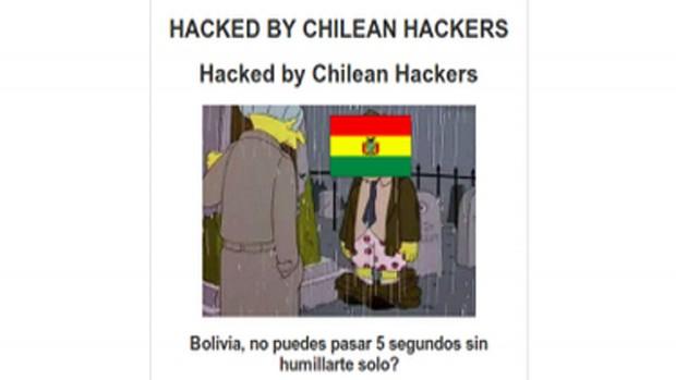 Hackers de chile atacan de nuevo y ahora con un meme for Pagina web ministerio interior