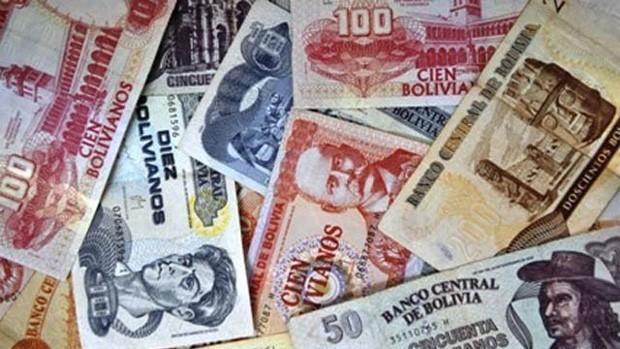 Image result for billete boliviano