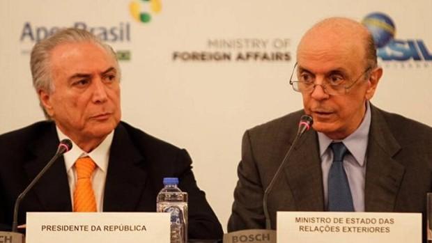 Canciller critica retiro de embajador boliviano