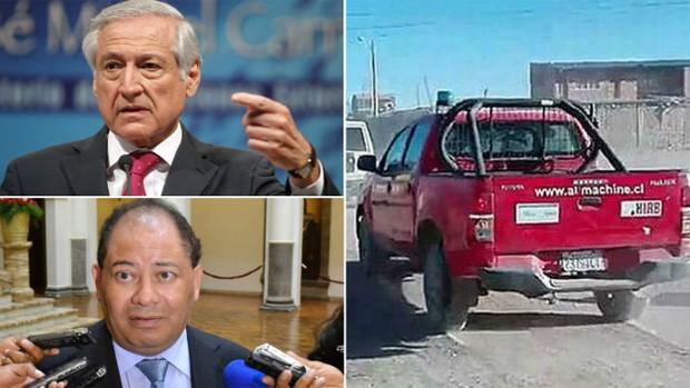 Denuncian que Policía Boliviana usó auto robado — Chile