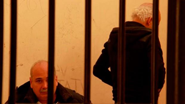 Carlos Chávez detenido