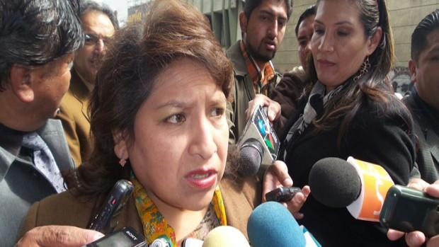 Chuquimia lleva el caso de supuesto hackeo a la Fiscalía