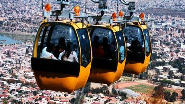 Cochabamba ocupa el primer lugar en tasa de densidad demográfica