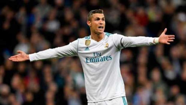 Cristiano Ronaldo no se achica: