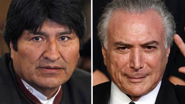 Cancilleres de Bolivia y Argentina prepararán reunión de presidentes