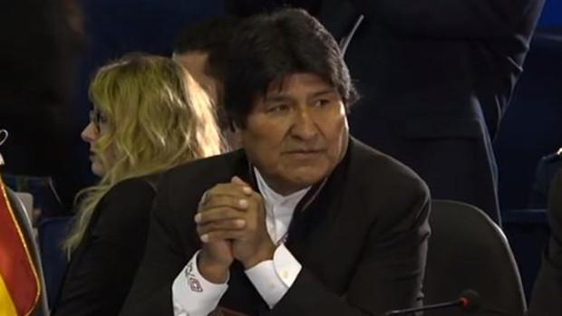 Evo Morales admitió que se acostumbró al poder y no quiere dejarlo