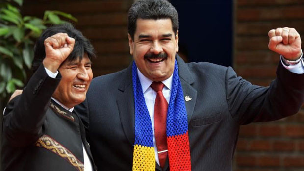 Somos amigos de todos los gobiernos #28Oct — AMLO sobre Maduro