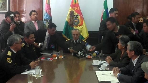 Comisión de la Verdad entró al Estado Mayor