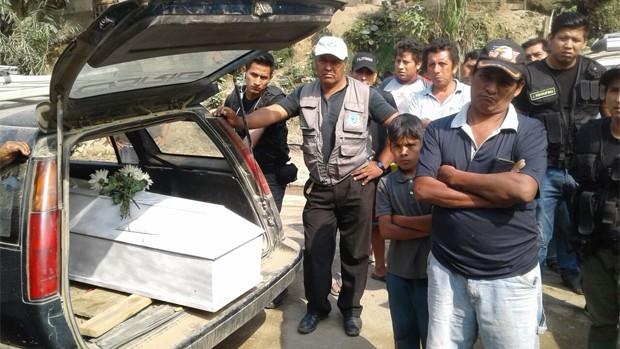 Hallan muerta a niña desaparecida en Guanay — La Paz