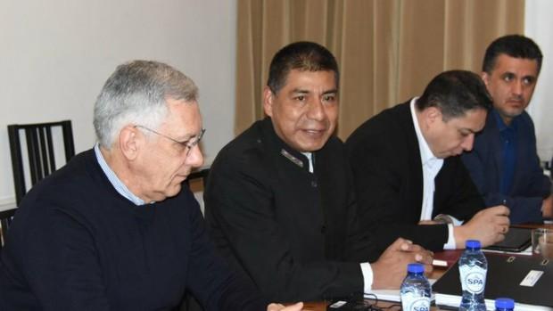 Las cartas de Bolivia y Chile