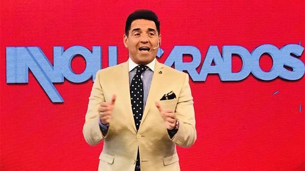 Llovieron las críticas al conductor de Tv argentino Mariano Iúdica