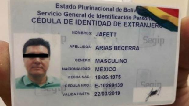 En Bolivia desconocían presencia de narco mexicano