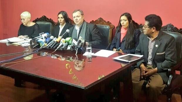 BOLIVIA: Legislativo posterga elecciones judiciales al 3 de diciembre
