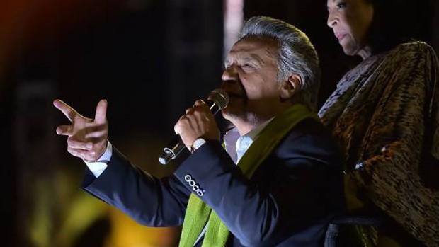 Opositor no reconoce la victoria de Moreno
