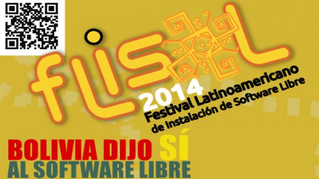 Flisol Bolivia 2014