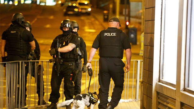 "Detenida 9na persona en relación con ataque de Manchester"""
