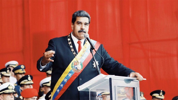 Maduro le exige lealtad a la FAN: ¿Van a traicionar al pueblo?