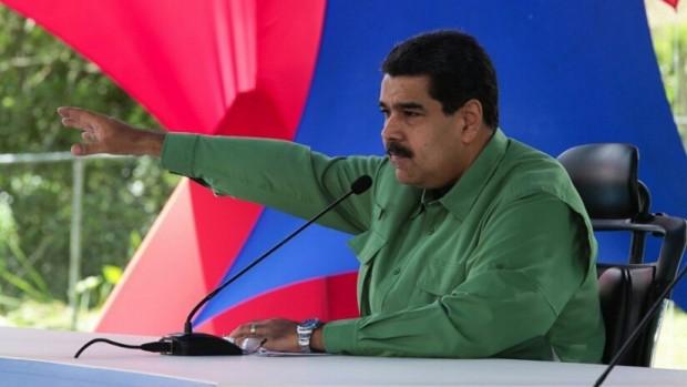 Maduro acusa a opositores de consumir droga yihadista