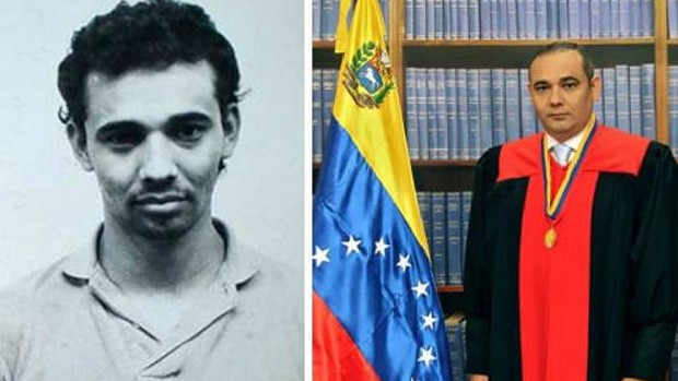 Un condenado por asesinato preside Supremo venezolano