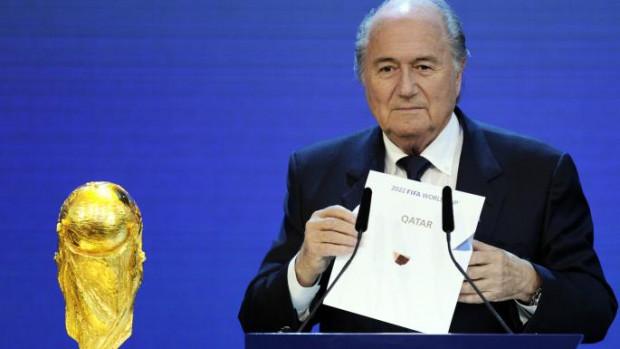 Mundial: revelan un pago de Qatar a FIFA para ser sede