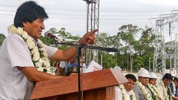 Un ex presidente boliviano acusó a Evo Morales de espiarlo