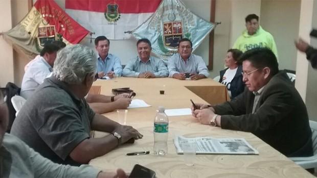 Cívicos de Bolivia analizarán mañana el paro del 21 de febrero