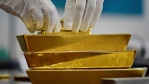 Encontraron cuatro toneladas de oro en barco nazi