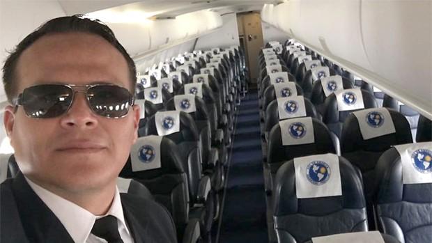 El Piloto tenía orden de detención en su contra — Tragedia de Chapecoense