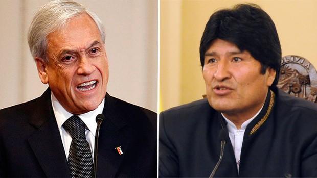 VENEZUELA: Evo Morales llama