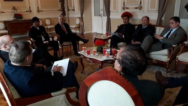 Bolivia se prepara para alegato final sobre demanda marítima