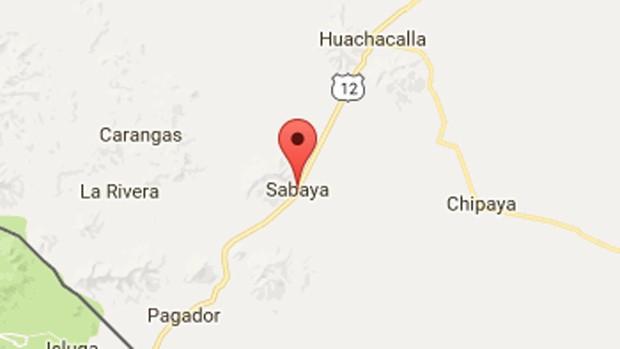 La Aduana mantiene el cerco en Sabaya, para
