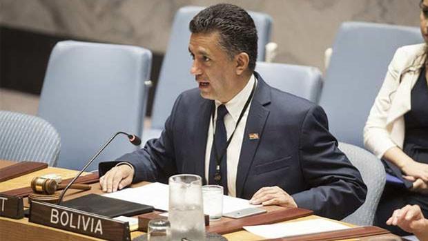 Bolivia apoyará a Cuba en la ONU
