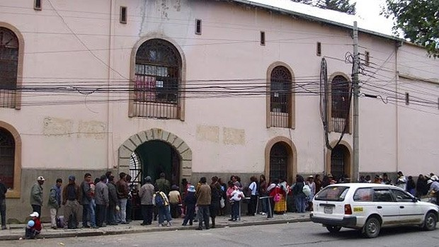 Reo del penal de San Pedro mata a su pareja en una celda