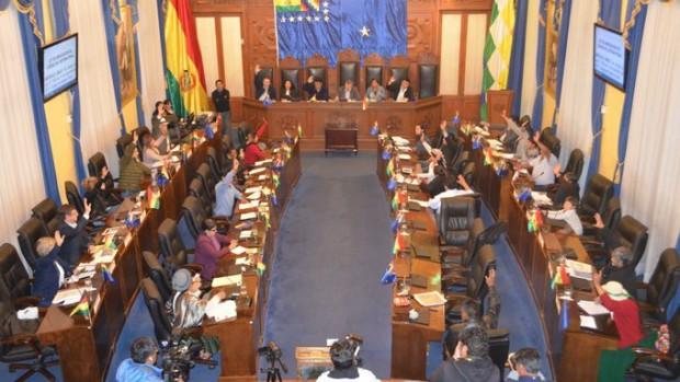 Diputados aprueba la abrogación del Código Penal tras maratónica sesión