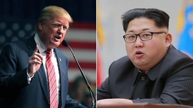 Trump dice estar dispuesto a reunirse con Kim Jong-Un