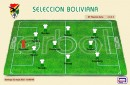 Alineación de la Selección boliviana para enfrentar en el amistoso al seleccionado venezolano; 2015-05-31; 14:00 HB
