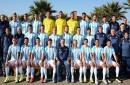 Argentina previo a la copa america chile 2015