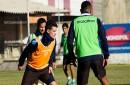 Club Bolivar en entrenamiento, julio 23 del 2015 - fb/ClubBolivarOfi