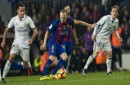 BARCELONA Y REAL MADRID EMPATAN EN EL NOU CAMP
