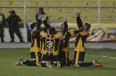 THE STRONGEST VENCE A BLOOMING Y LLEGA A LA PUNTA