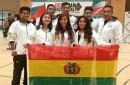 BOLIVIA OCUPA EL TERCER LUGAR EN EL MUNDIAL DE RAQUETBOL