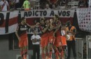 RIVER PLATE GOLEA A QUILMES 5-1