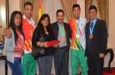Moscoso reconocido por la Gobernación de Chuquisaca