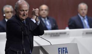 Blatter es reelecto para su quinto mandato